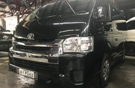 Sell Black 2018 Toyota Grandia at 6000 km in Quezon City