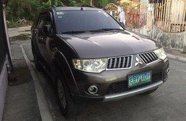 Selling Mitsubishi Montero 2013 Manual Diesel in Manila