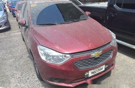Sell Red 2018 Chevrolet Sail  Automatic Gasoline at 7000 km in Makati