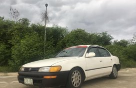Selling Toyota Corolla 1993 Manual Gasoline in San Fernando