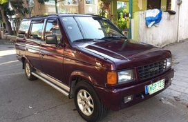 Isuzu Crosswind 1999 Manual Diesel for sale in Dasmariñas