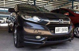 Selling Grey Honda Hr-V 2015 in Parañaque