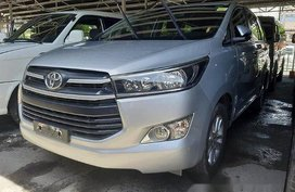 Selling Silver Toyota Innova 2017 in Parañaque
