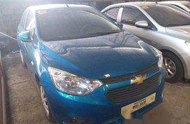 Sell Blue 2016 Chevrolet Sail at 14000 km in Makati