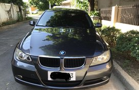 Sell Used 2008 Bmw 320I at 49022 km in Metro Manila