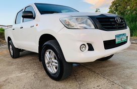 Used 2013 Toyota Hilux Manual Diesel for sale in Isabela