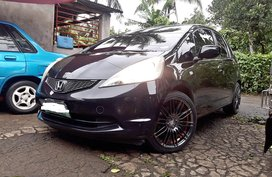 Selling Black Honda Jazz 2009 Hatchback in Manila