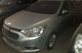 Grey Chevrolet Sail 2017 at 31000 km for sale in Makati