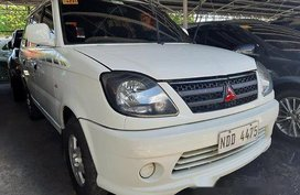 Sell White 2016 Mitsubishi Adventure in Paranaque