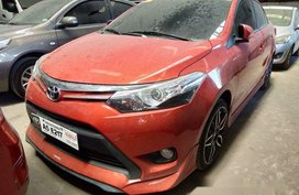 Selling Orange Toyota Vios 2018 at 5000 km in Makati