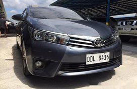 Sell Grey 2016 Toyota Vios in Parañaque