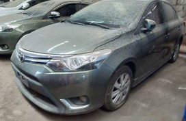 Selling Green Toyota Vios 2017 Automatic Gasoline at 43000 km in Makati