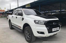 White Ford Ranger 2017 for sale in Parañaque