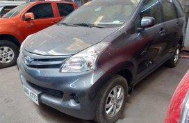 Grey Toyota Avanza 2015 at 21000 km for sale in Makati