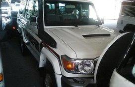 Sell White 2018 Toyota Land Cruiser
