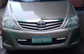 Sell Used 2012 Toyota Innova at 101000 km
