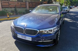 Sell Blue 2018 BMW 520D at 2000 km in San Juan