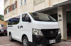 Sell White 2019 Nissan Nv350 Urvan at 3000 km