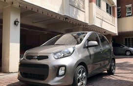 2017 Kia Picanto at 9000 km for sale in Quezon City