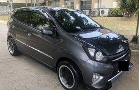 Used 2014 Toyota Wigo at 41000 km for sale in Laguna