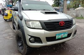 Selling Used 2013 Toyota Hilux Manual Diesel