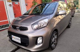 Selling Used Kia Picanto 2016 Automatic in Lucena
