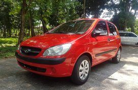 2nd Hand 2010 Hyundai Getz for sale in Quezon City