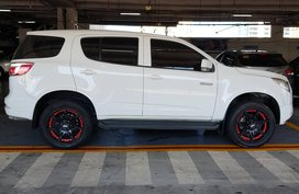 White 2016 Chevrolet Trailblazer Automatic Diesel for sale