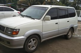 Selling White Toyota Revo 2000 at 130000 km in Davao City