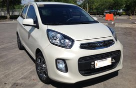Selling 2nd Hand Kia Picanto 2017 at 10000 km in Lucena