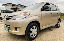 2nd Hand 2010 Toyota Avanza Manual Gasoline for sale