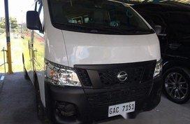 Selling White Nissan Nv350 Urvan 2017 Manual Diesel