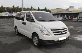 Sell White 2017 Hyundai Grand Starex in Muntinlupa