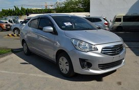Grey Mitsubishi Mirage G4 2016 for sale in Muntinlupa