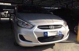 Silver Hyundai Accent 2016 for sale in Parañaque