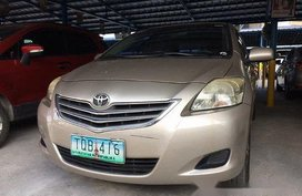 Selling Beige Toyota Vios 2012 Automatic Gasoline