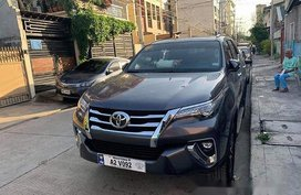 Sell 2018 Toyota Fortuner in Parañaque