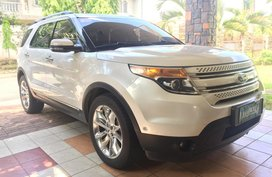 Used 2013 Ford Explorer at 47300 km for sale in Quezon City