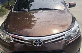 Sell Brown 2014 Toyota Vios in San Predo
