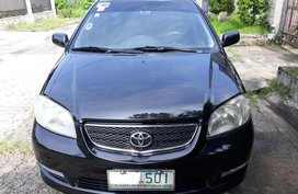Selling Black Toyota Vios 2004 Manual in Caloocan