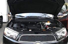 Selling Black Chevrolet Captiva 2015 at 60000 km in Makati