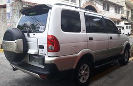 White Isuzu Crosswind 2012 for sale in Manila
