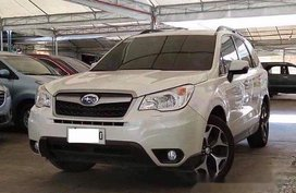 Selling Subaru Forester 2015 Automatic Gasoline in Makati