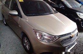 Beige Chevrolet Sail 2018 for sale in Marikina
