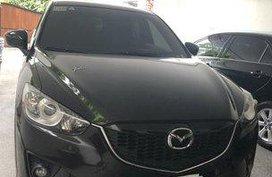 Sell Black 2012 Mazda Cx-5 at 84000 km