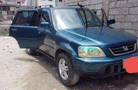 Selling Honda Cr-V 2000 Manual Gasoline