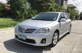 Selling 2nd Hand Toyota Corolla Altis 2012 at 73000 km