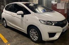 White Honda Jazz 2016 for sale in Makati