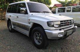 Sell White 2001 Mitsubishi Pajero at 101000 km