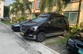 Used 2019 Hyundai Grand Starex at 3600 km for sale